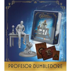 Harry Potter Miniatures Adventure Game: Professor Albus Dumbledore (Jude Law) Expansion