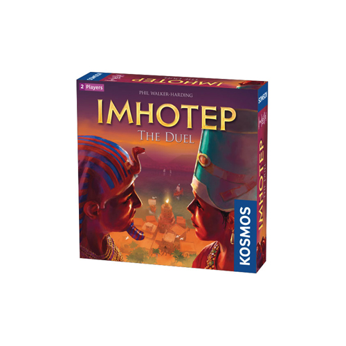 Imhotep - The Duel
