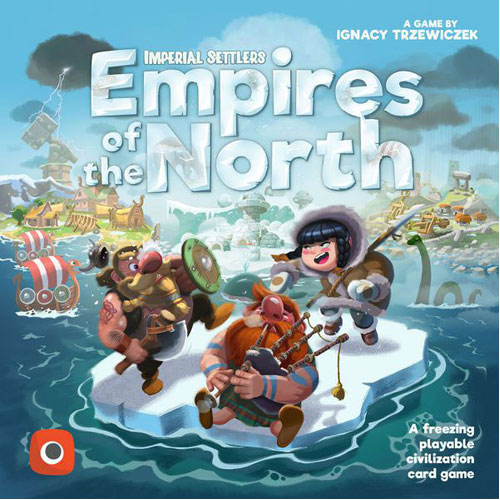 Imperial Settlers Expansion- Empires of the North