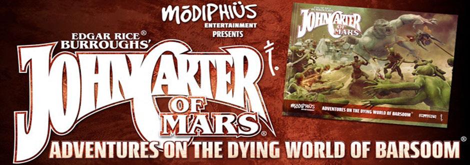John Carter of Mars Core Book Review