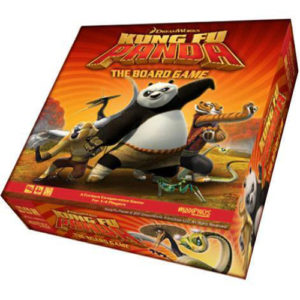 Kung Fu Panda – The Co-Operative Boardgame