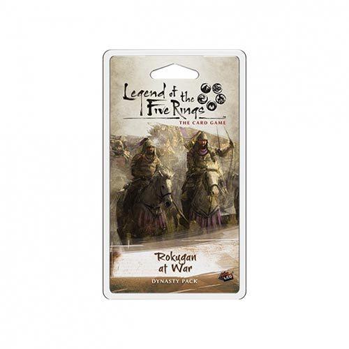 L5R LCG Rokugan at War