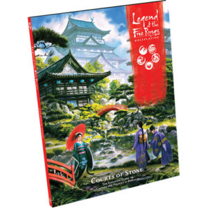 Legend of the Five Rings RPG: Courts of Stone