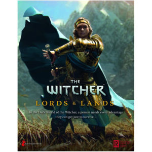 Lords and Lands GM Screen: The Witcher RPG