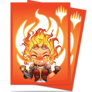 MTG: Chibi Collection Chandra - LOL! Deck Protector Sleeves (100)