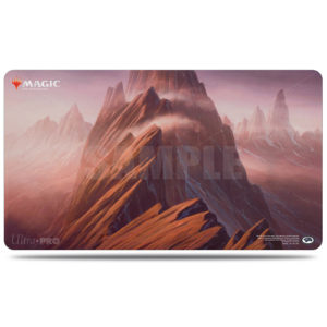 MTG: Unstable Playmat - Mountain