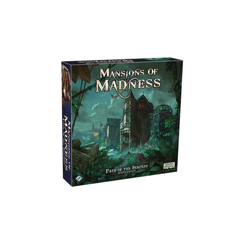 Mansions of Madness: Path of the Serpent 2nd Edition Expansion