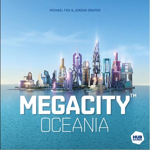 Mega City Oceania Game