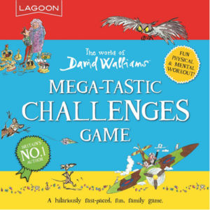 Mega-Tastic Challenges Game