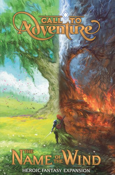 Name of the Wind: Call to Adventure Expansion