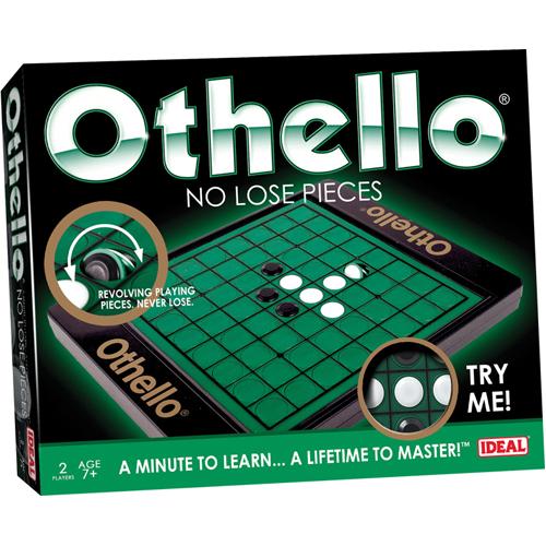 """Othello """"No Lose Pieces"""""""