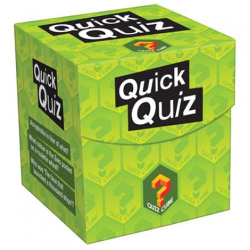 Quiz Cube - Quick Quiz