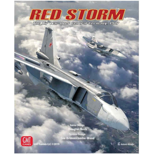 Red Storm: Operational Air War over Central Germany, 1987