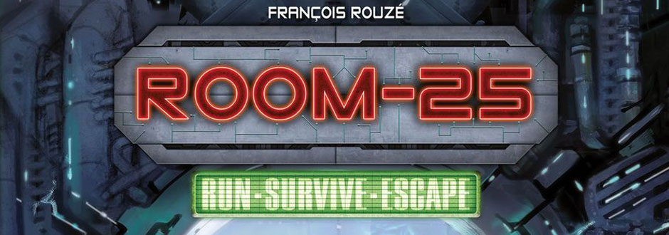 Room 25 Board Game Review