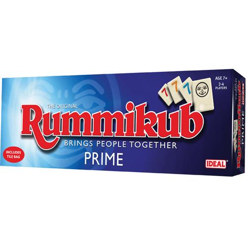 Rummikub Prime