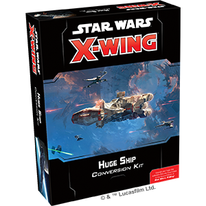 Star Wars: X-Wing - Huge Ship Conversion Kit
