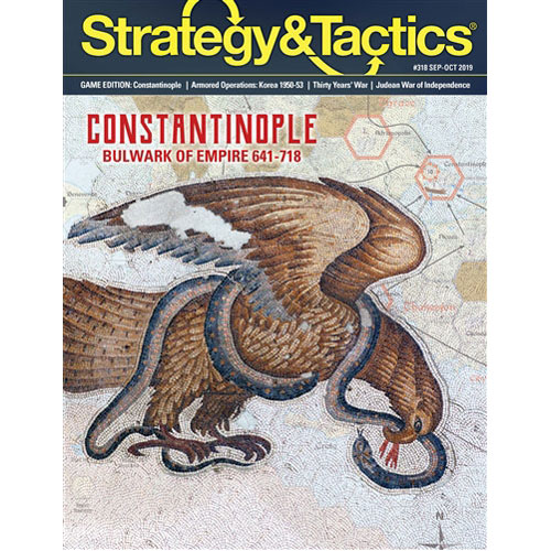 Strat. & Tact. Issue #318 (Constantinople)