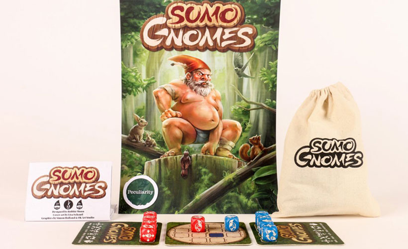 Sumo Gnomes - UKGE Promo Edition