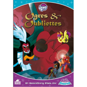 Tails of Equestria Ogres and Oubliettes Pawns My Little Pony RPG