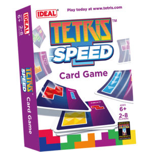 Tetris Speed Card Game