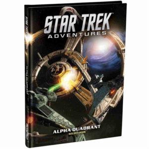 The Alpha Quadrant Sourcebook: Star Trek Adventures RPG