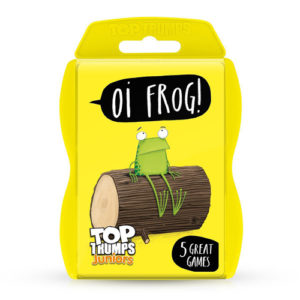 Top Trumps Oi Frog Junior Card Game