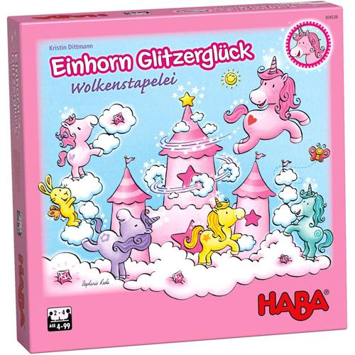 Unicorn Glitterluck: Cloud Stacking Unicorns