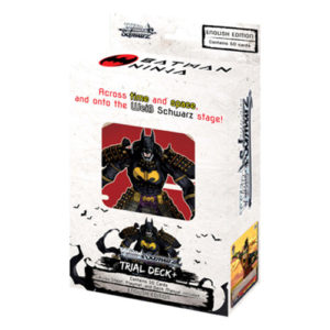 WS Trial Deck Plus: Batman Ninja