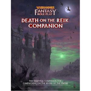 Warhammer Fantasy Roleplay Fourth Edition: Death on the Reik Companion