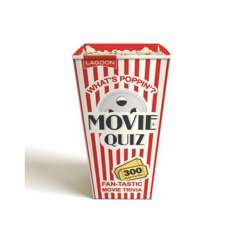 What's Poppin'? Movie Quiz