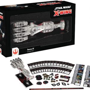 Star Wars: X-Wing - Tantive Iv Expansion Pack Second Edition