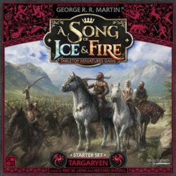 A Song Of Ice and Fire Core Box: Targaryen Starter Set