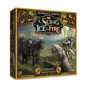 A Song Of Ice and Fire Core Box: Baratheon Starter Set