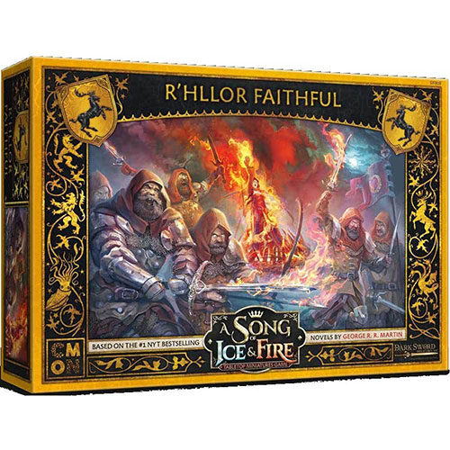A Song of Ice and Fire Expansion Rhllor Faithful Expansion