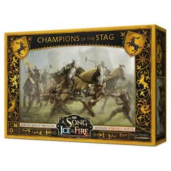 A Song of Ice and Fire Expansion: Baratheon Champions of the Stag Expansion