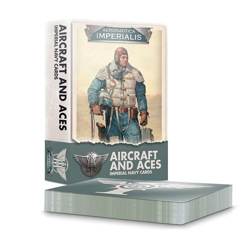 Aeronautica Imperialis Aircraft And Aces Imp Navy Cards