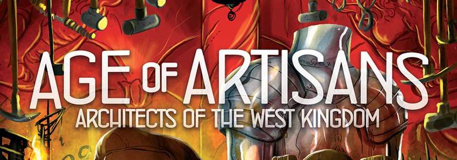 News – Age of Artisans Expansion for Architects of the West Kingdom