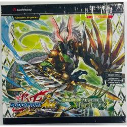 BFE Future Card Buddyfight Ace Booster Box Vol 6. Soaring Superior Deity Dragon