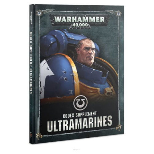 Codex: Ultramarines (HB) (English)