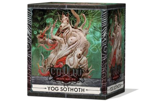 Cthulu: Death May Die - Yog Sothoth