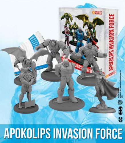 DC Universe Miniature Game: Apokolips