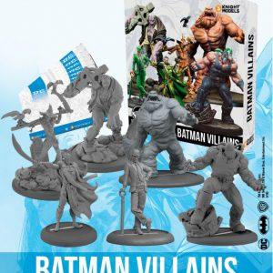 DC Universe Miniature Game: Batman Villains