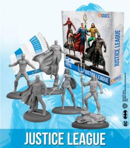 DC Universe Miniature Game: Justice League