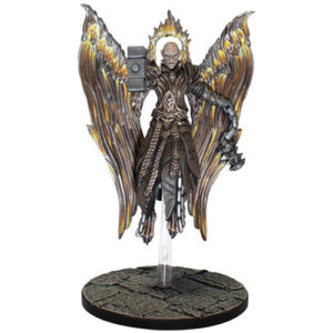 D&D Collector's Series Descent into Avernus Miniature: Zariel