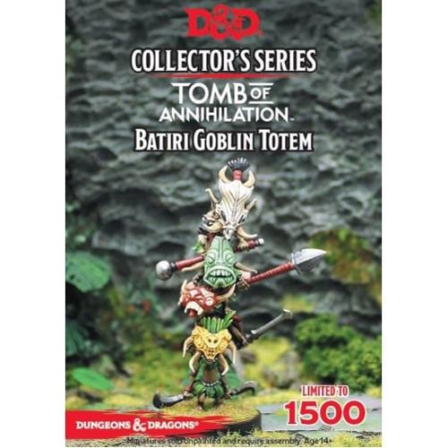 D&D Collector's Series Tomb of Annihilation Miniature: Batiri Goblin Totem