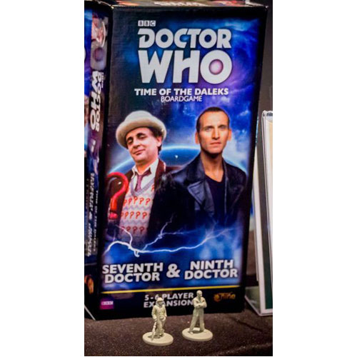 Doctor Who Time of the Daleks: Seventh Doctor and Ninth Doctor Expansion