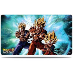 Dragon Ball Super Playmat - Family Kamehameha