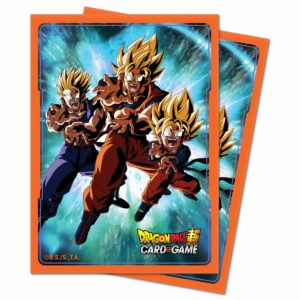 Dragon Ball Super Standard Deck Protector Sleeves V3
