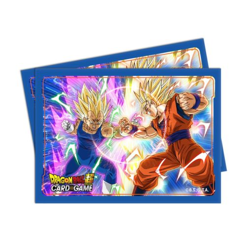 Dragon Ball Super: Std Deck sleeves Vegeta vs Goku