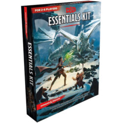Dungeons & Dragons RPG Essentials Kit (DDN)
